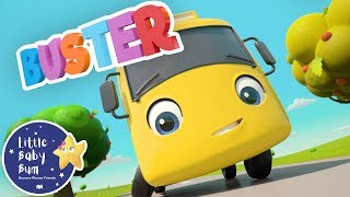Educational Videos For Toddlers | Buster Rhymes! | +more Baby Songs | Little Bab