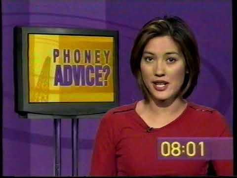 The Big Breakfast - 3rd November 2000 - News Headlines
