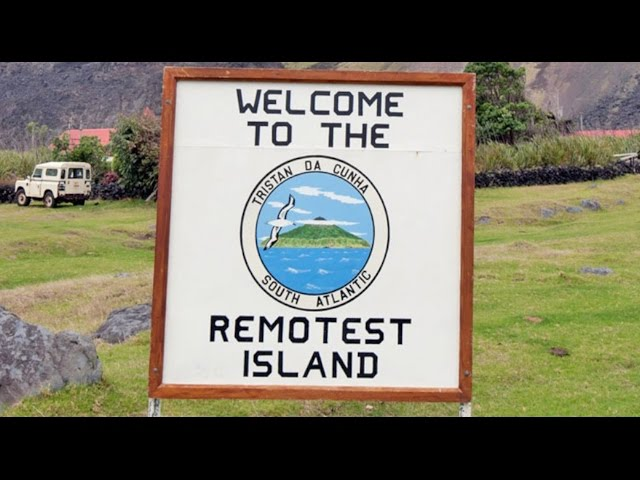 Top 10 Most Remote Places to Live