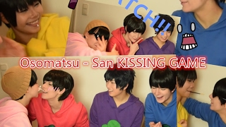 [ Osomatsu - San Cosplay ] Kissing Game 2 ~ rip the paper