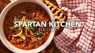Spartan Kitchen | Elk Chili
