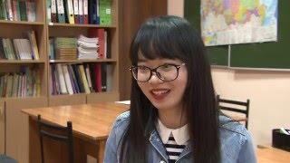 Иностранные студенты в Томске
