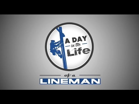 SEC's Day In The Life Of A Lineman: 2015