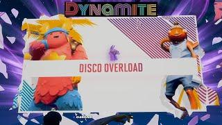 BTS Dynamite Tropical Remix パーティロイヤル【フォートナイト】