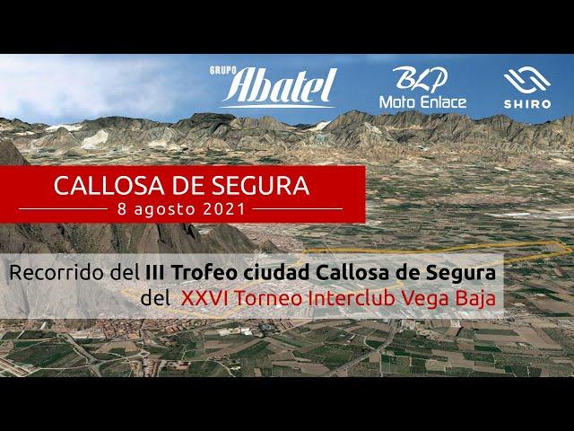 Callosa de Segura. III Trofeo Ciudad de Callosa de Segura