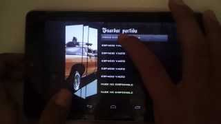 Trucos De Grand Theft Auto : San andreas Para Android /// NO ROOT