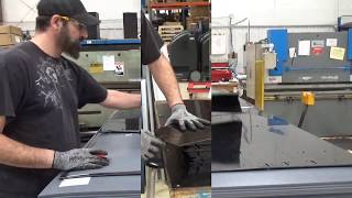 Plastic Fabrication and Product Assembly Services - CNC Routing and Bending UHMW Plastic