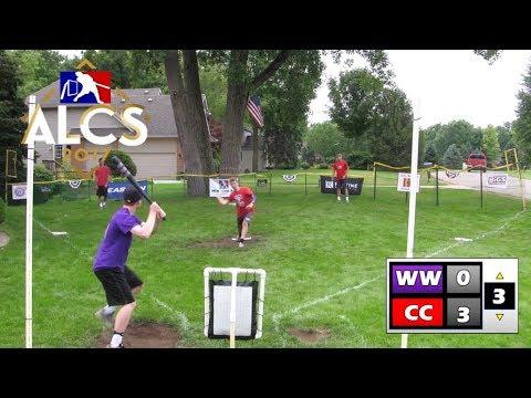 2017 ALCS | MLW Wiffle Ball