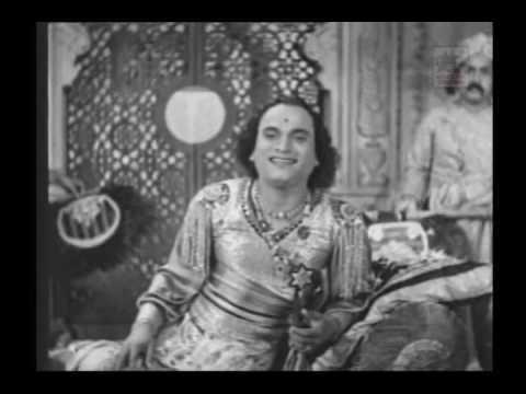 Manmatha Leelaiyai Vendrar | MKT | T.R.Rajakumari | Haridas | மன்மதலீலையை