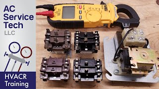 HVACR General Purpose Switching Relays, How it Works, Troubleshooting!