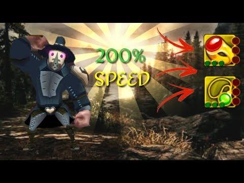 Arcane Legends - Comprei Set Speed !