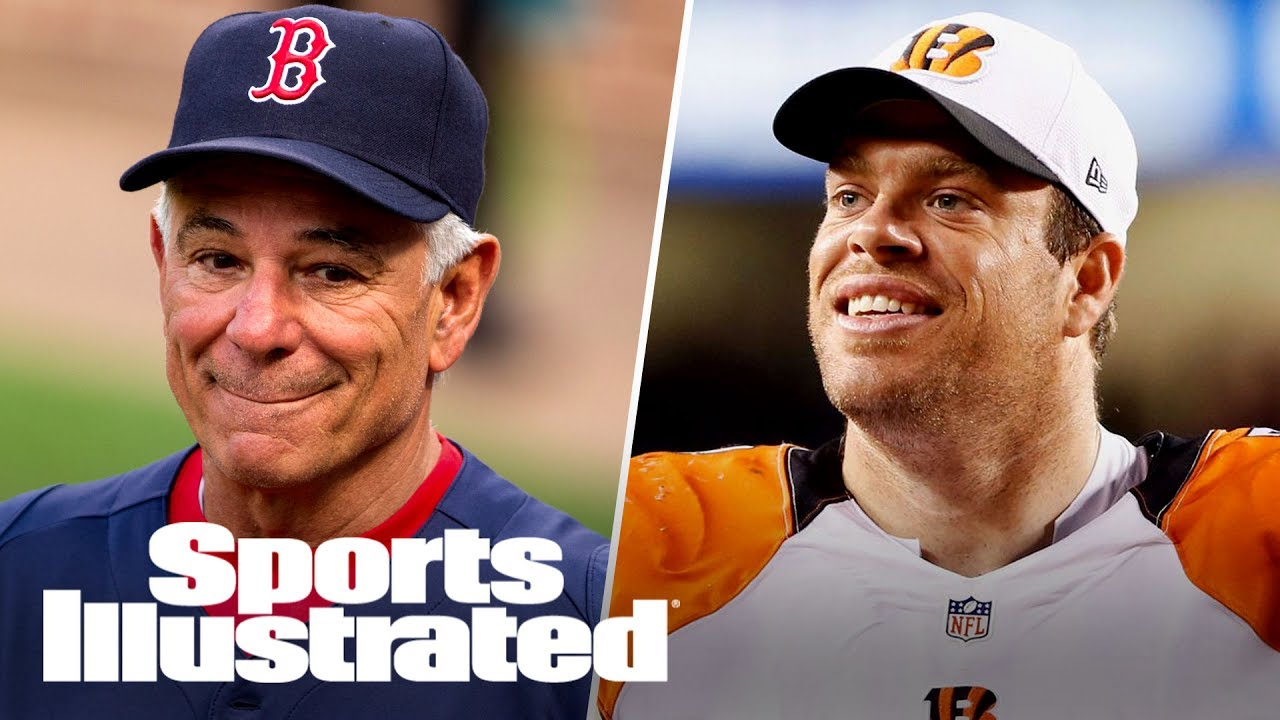 Bobby Valentine On David Ortiz U0026 Steroids, Eric Winston On Kaepernick | SI  NOW | Sports Illustrated