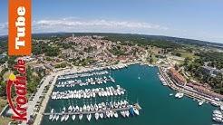 Vrsar - malerische Kleinstadt in Istrien (Kroatien)