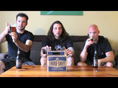 Third Shift Amber Lager - The Two Minute Reviews - Ep. 31 #TMR Mp3