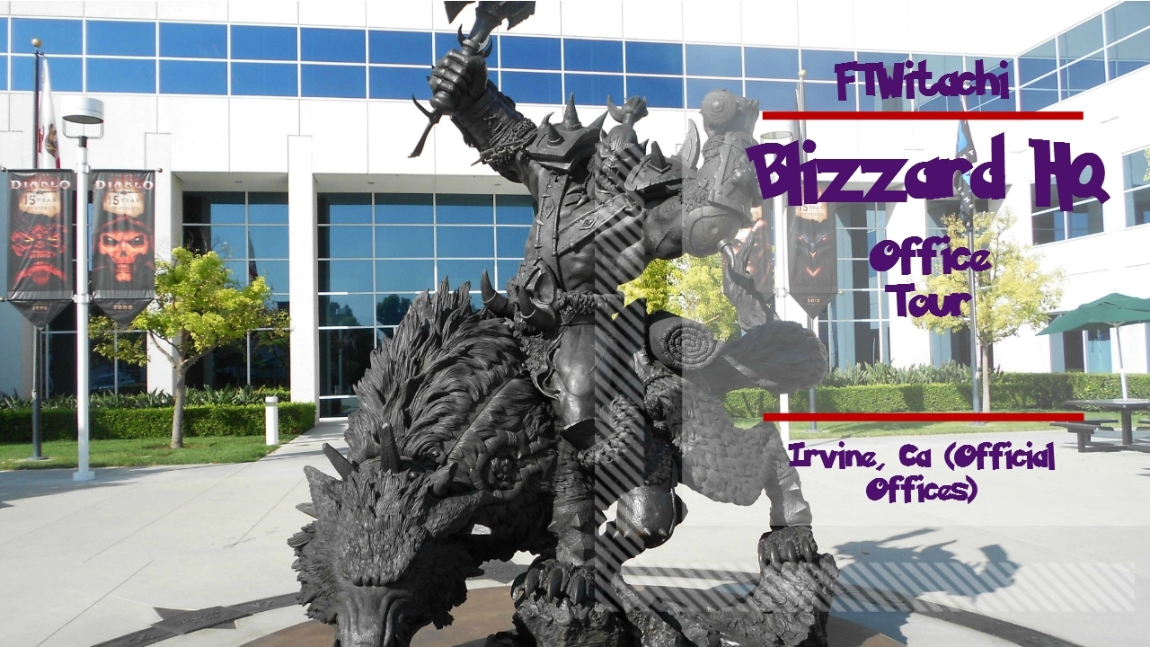 Blizzard Hauptsitz