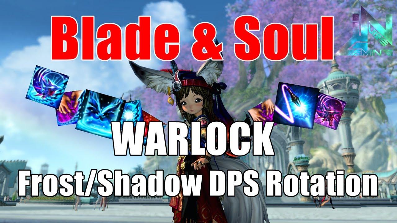 Blade & Soul Warlock Lasted Popular Build Guides - u4gm com