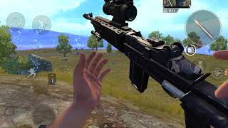 MY SECRET SPOTS - SEVERNY RIDGELINE PUBG MOBILE POSITIONS OF POWER