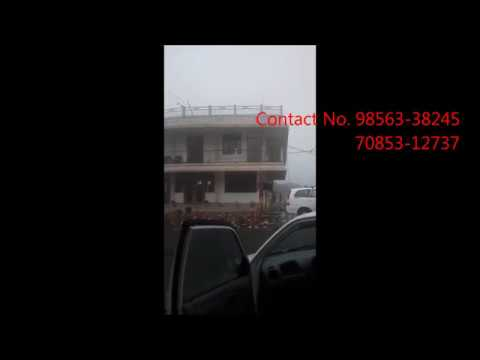 Hotel in Cherrapunji Meghalaya II North East India