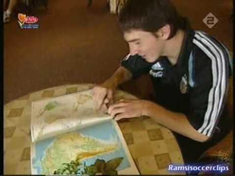 FIFA WYC 2005 : Lionel Messi interview