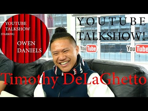 YouTube TalkShow - Timothy DeLaGhetto