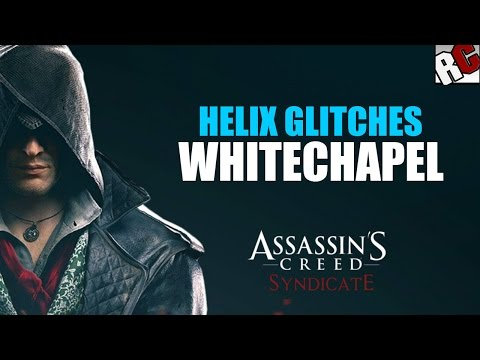 All Helix Glitches in Whitechapel - Assassin's Creed: Syndicate (Helix Glitch Locations)