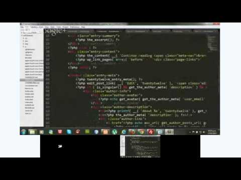 Como crear un tema para WordPress desde Cero - YouTube