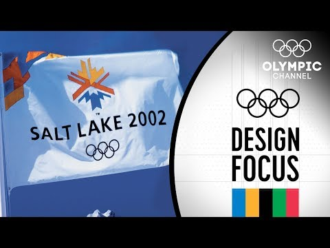 The Design that made Salt Lake City come to Life with Olympic Spirt | Design Focus