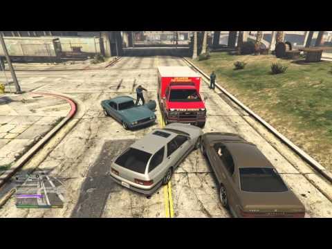 Grand Theft Auto V - Aggressive Emergency Doctor