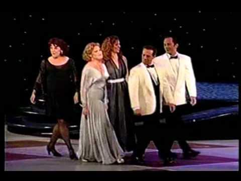 Grand Night for Singing - Cyrano 1994 Tony Awards
