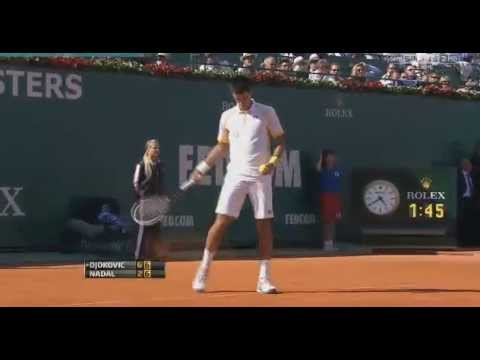 Novak Djokovic vs Rafael Nadal -  FULL Tie-Break to Remember | ATP Monte-Carlo 2013 (Final)