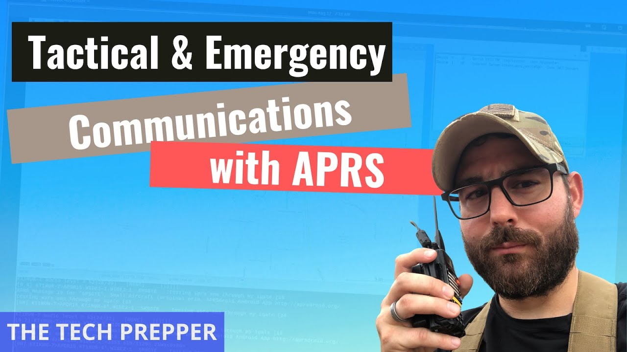 Download Tactical & Emergency Communications with APRS