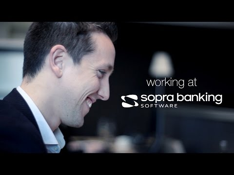 Working at Sopra Banking Software