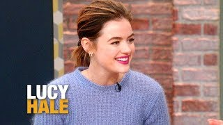 "Lucy Hale On Whether Or Not She'd Make An Appearance In The New ""Pretty Little Liars"" Spinoff"