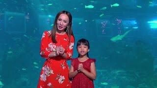Gong SEA Fa Cai at S.E.A. Aquarium Trailer
