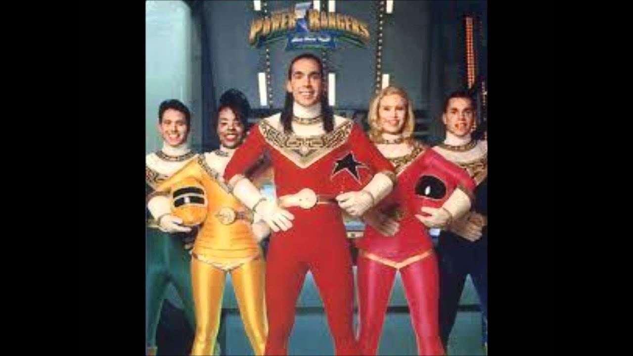 Power Rangers Zeo Full Theme Song Youtube