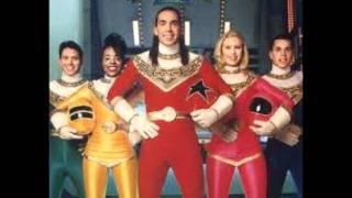 Power Rangers Zeo Full Theme Song