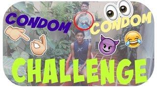 CONDOM CHALLENGE | Adrián Duno