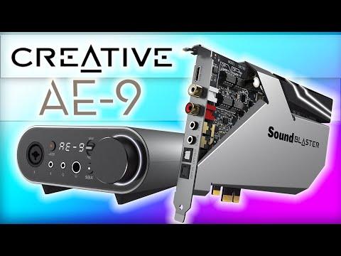 ЭТО ЛУЧШЕЕ ЧТО ЕСТЬ ДЛЯ ПК - Creative Sound Blaster AE-9