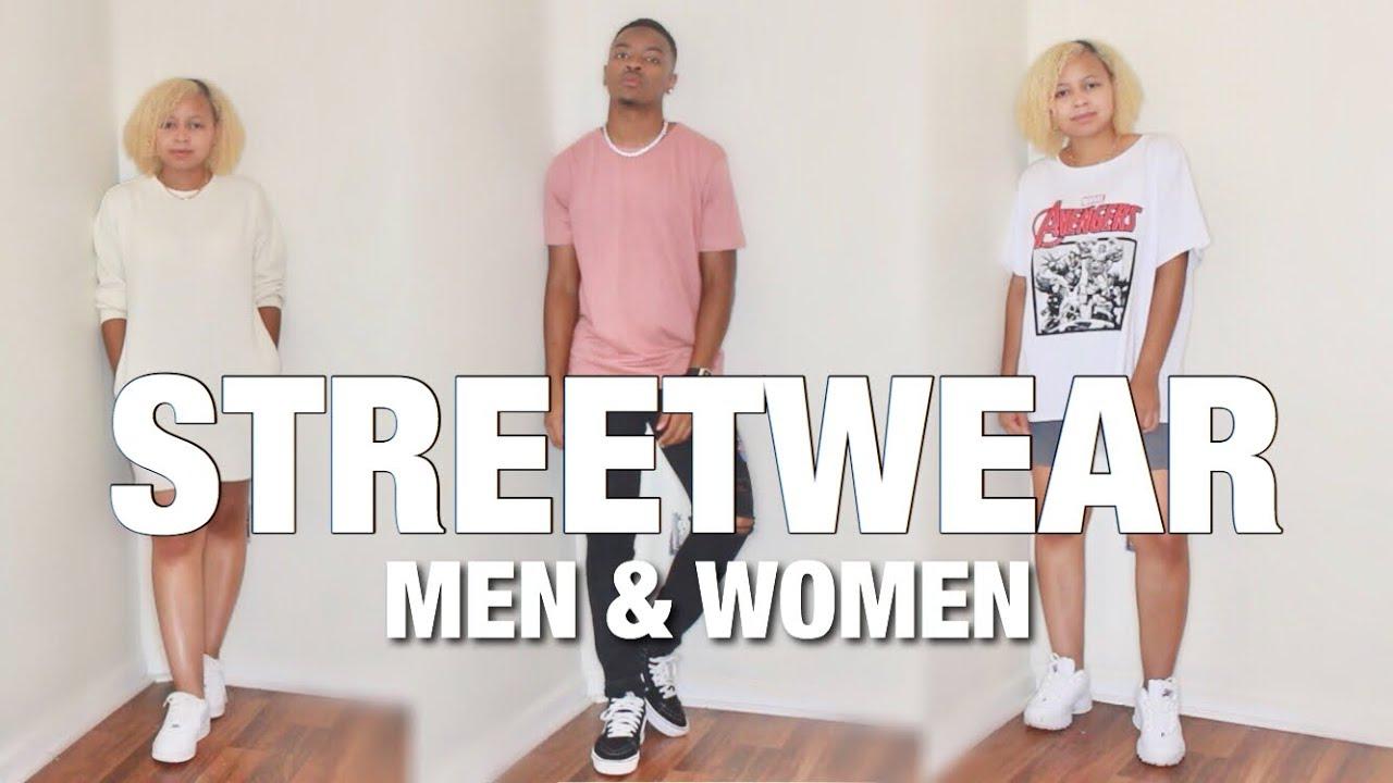 [VIDEO] - STREETWEAR LOOKBOOK 2019 | FOR MEN & WOMEN 9