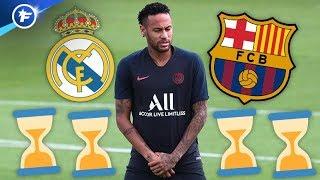 PSG, Real, Barça : le dossier Neymar entre dans le money time | Revue de presse