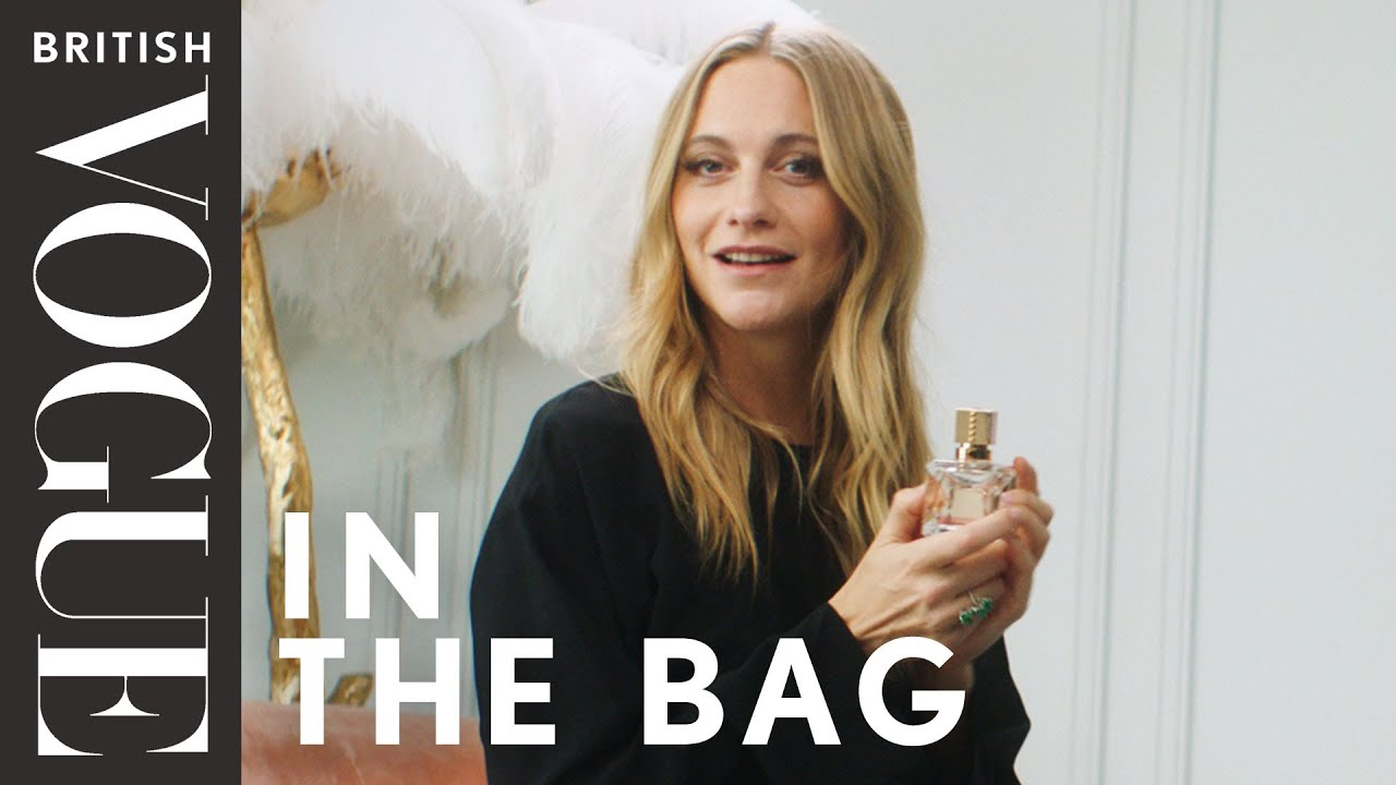 Poppy Delevingne: In The Bag | British Vogue & Valentino