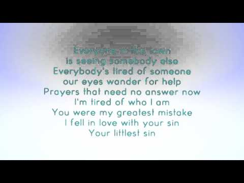 Anberlin - Feel Good Drag (Lyrics)