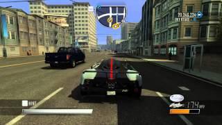 Driver: San Francisco - Pagani Zonda Cinque (2009)