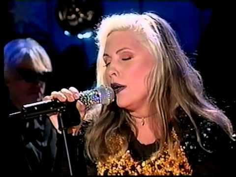 Deborah Harry & Blondie perform 'Maria' Live 12 11 1999