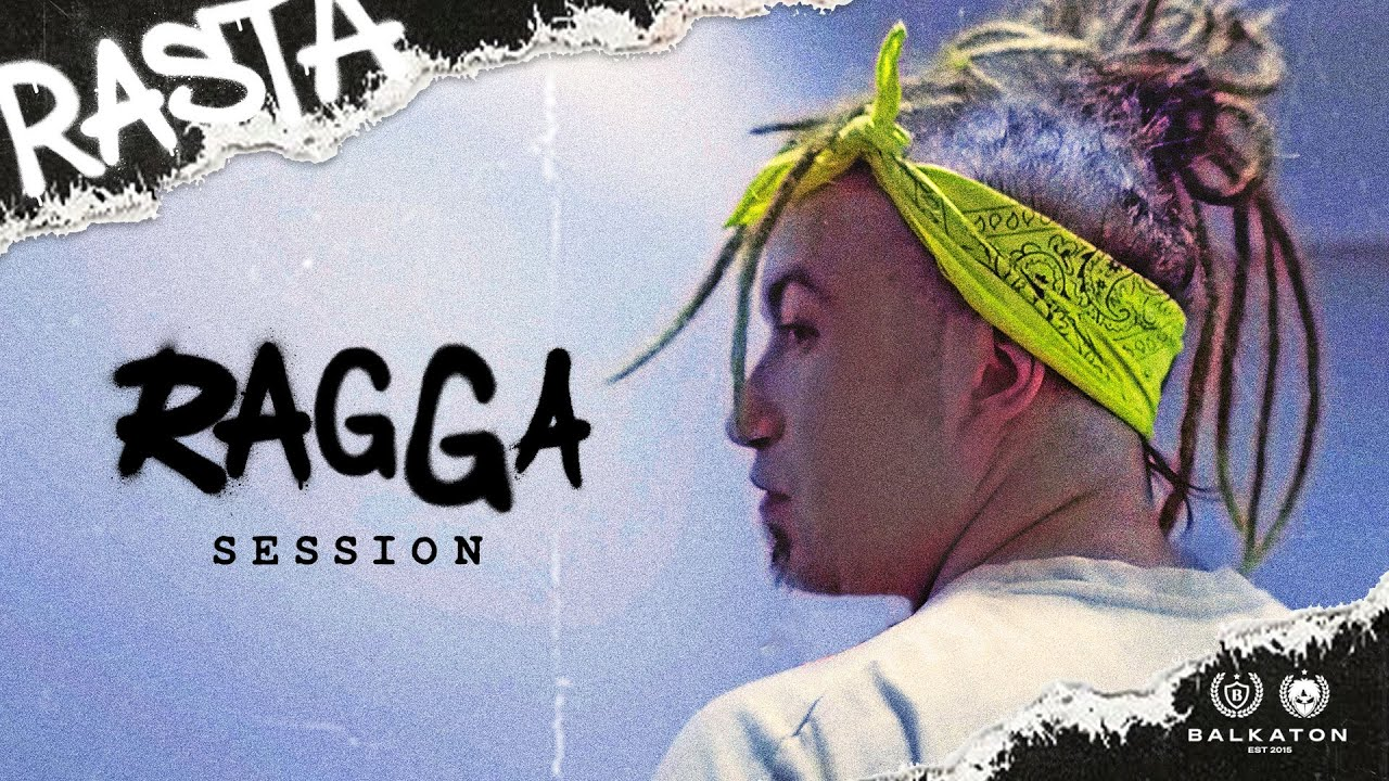 RASTA - RAGGA SESSION (Prod. by Rasta)