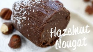 German Hazelnut Nougat Paste