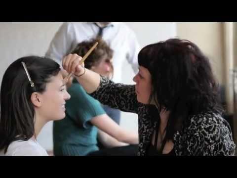 Making of a GODDESS [Hair   Makeup   Photography]