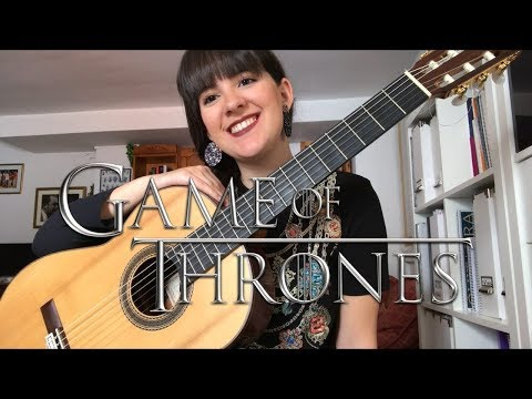 Game Of Thrones For Guitar By Paola Hermosín