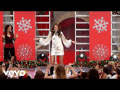 Miley Cyrus - All I Want For Christmas Is You (Mariah Carey Cover)