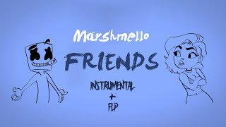 Marshmello & Anne-Marie - FRIENDS | Instrumental | FLP | FL Studio remake